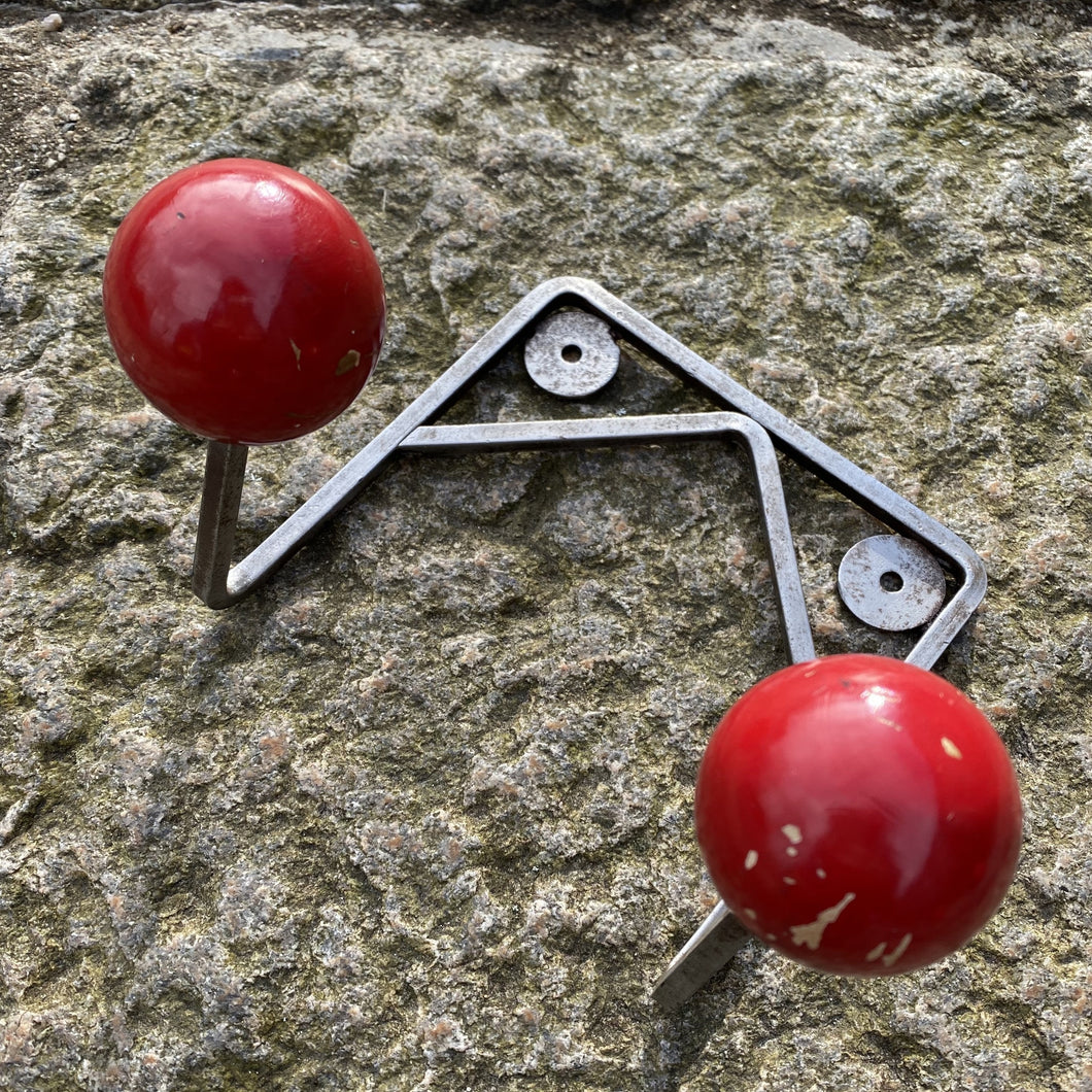 NEW - Vintage Atomic Sputnik Coat Hook