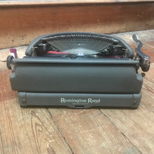SOLD - Vintage Remington Rand Typewriter