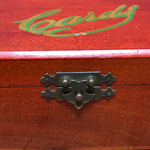 SOLD - Vintage Playing Cards Box