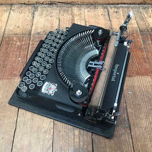 SOLD - Imperial 'The Good Companion' Model T Typewriter