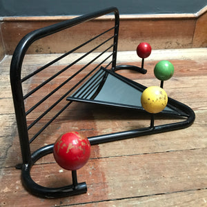 1950's Vintage Atomic Sputnik Coat Hook Hat Rack photo 4 | PamPicks