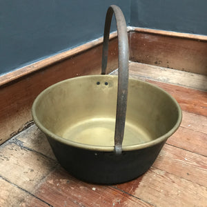Brass Berry Pan - Jam Pan photo 3 | PamPicks