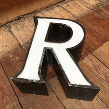 Vintage Metal 'R' Font Letter photo 3 | PamPicks
