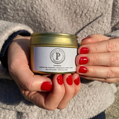 NEW - PamPicks Cashmere Candle