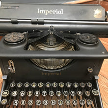 SOLD - Imperial Model 50/60 Typewriter