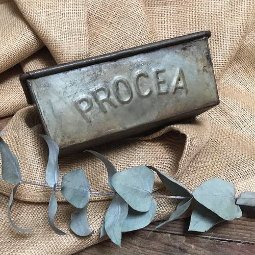 Vintage Procea Bread Baking Tin/Planter