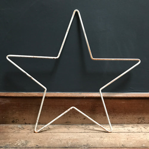 NEW - Metal Star - Medium