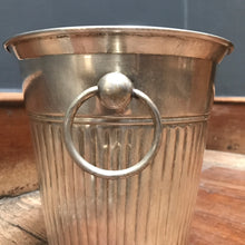 SOLD - Vintage Champagne Ice Bucket