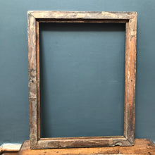 SOLD - Vintage Ornate Gold Gilt Wooden Picture  Frame
