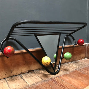 1950's Vintage Atomic Sputnik Coat Hook Hat Rack | PamPicks