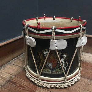 NEW - 20th Century British Military Drum | PamPicks