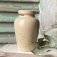 SOLD - Antique Virol Jar - Medium