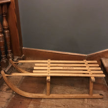 SOLD - Vintage Sledge by Davos