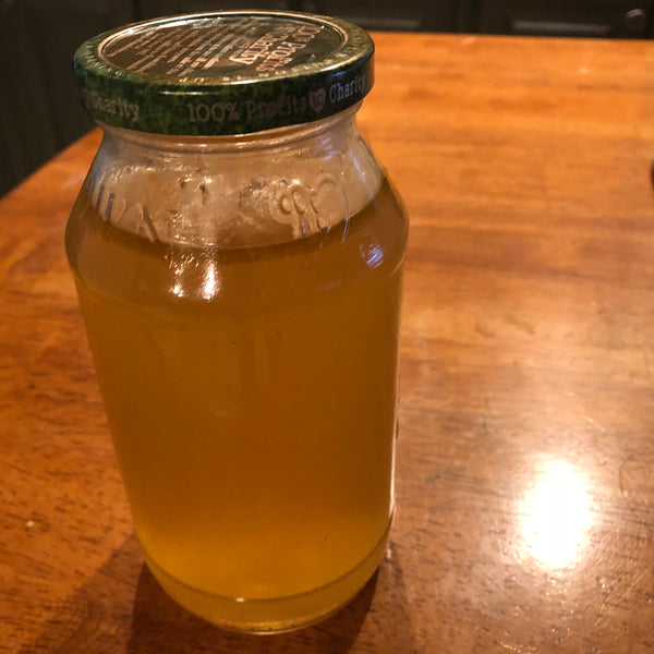 Bone Broth made in the Instant Pot