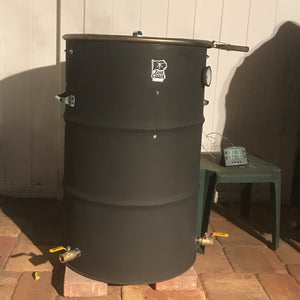 UDS Build - Ugly Drum Smoker