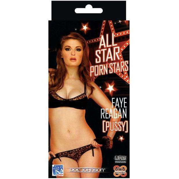 All Star Porn Stars Ultraskyn Pocket Pal - Faye Reagan,Pussy shaped masturbators,Top Sex Store