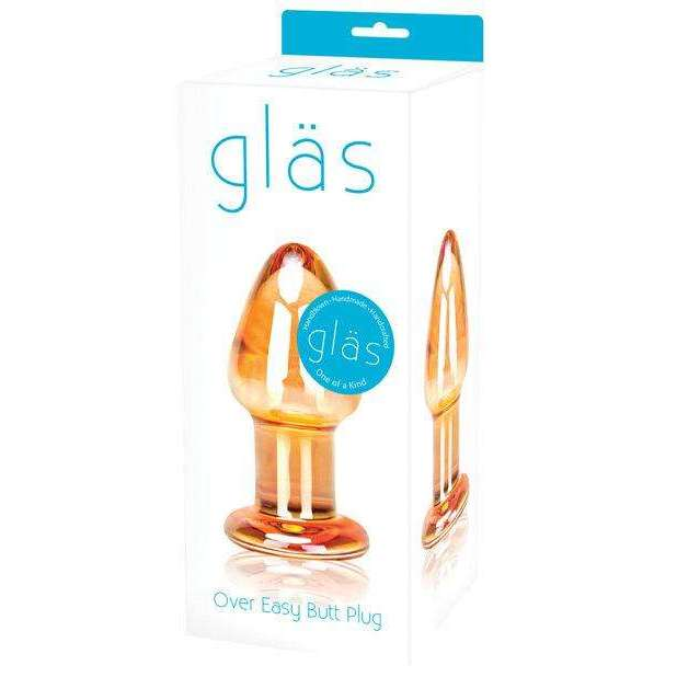Glas Over Easy Butt Plug,Butt plugs,Top Sex Store