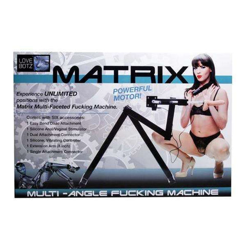 Love Botz Matrix Multi-Angle Sex Machine,Love machines,Top Sex Store