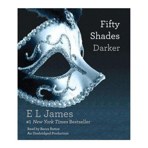 Fifty Shades Darker Audiobook,CLOSEOUTS,Top Sex Store