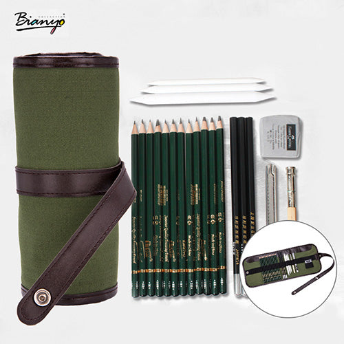 Drawing Starter Kit Green