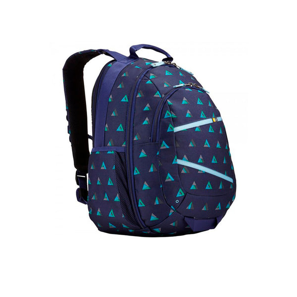Mochila Case Logic BPCA-315 Morado/Decorado