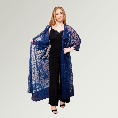 Starry Nights Duster