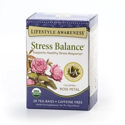 Lifestyle Awareness Stress Balance