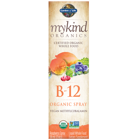 Garden of Life B12 Spray