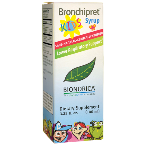 Bronchipret Kids Syrup
