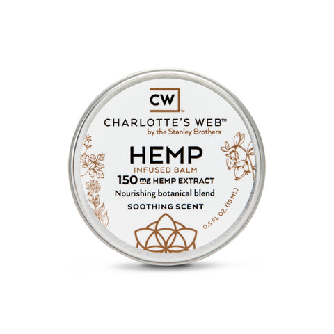 Hemp Infused Balm- Soothing Scent