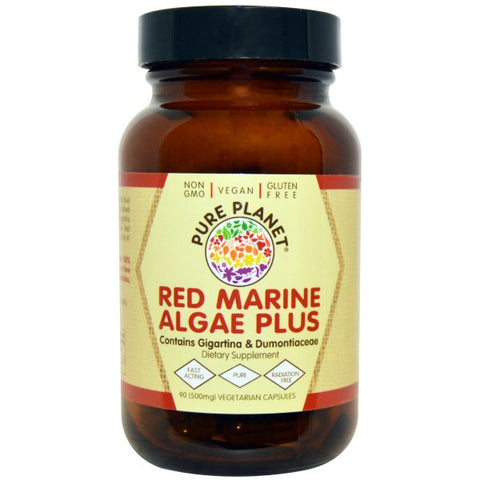 Red Marine Algae Plus