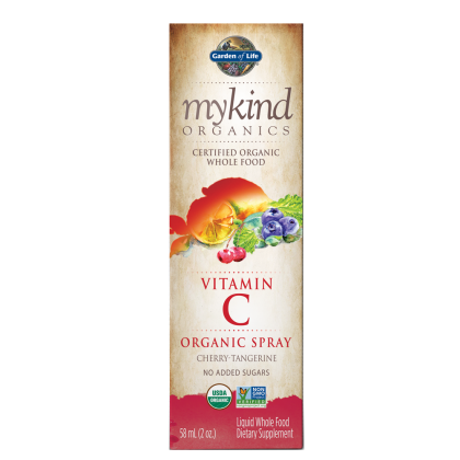 Garden of Life Vitamin C Spray