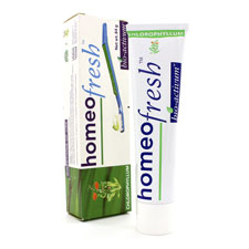 Chlorophyll Toothpaste (Homeofresh) 75ml-tube(3oz) by UNDA