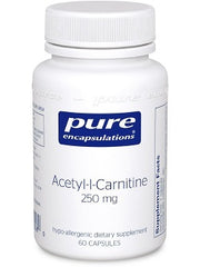 Acetyl-L-Carnitine 250mg