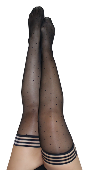 Ally: Flirty Flashback to the 1940s Polka Dot