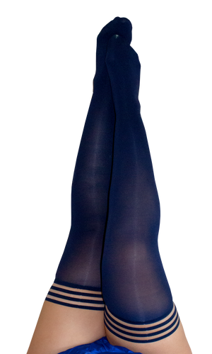 Selma: Navy... an Understated Elegance