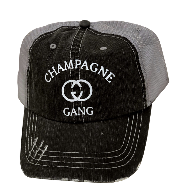 Champagne Gang Hat