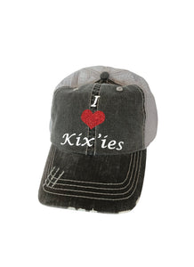 I Love Kix'ies Hat