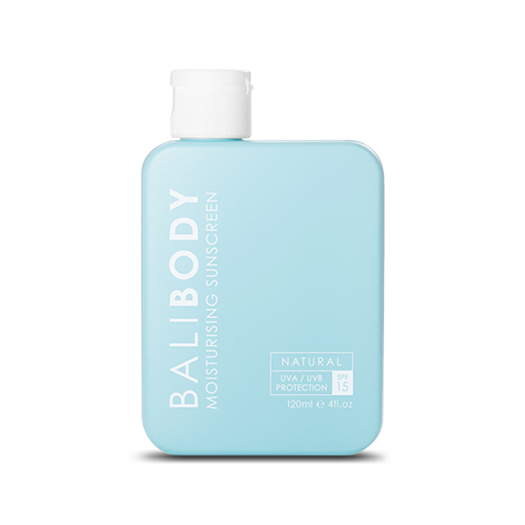 BALIBODY Moisturising Sunscreen SPF15 - The Beauty Bar
