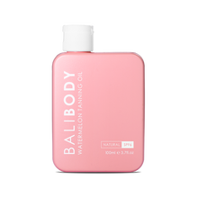 BALIBODY Watermelon Tanning Oil SPF6 - The Beauty Bar