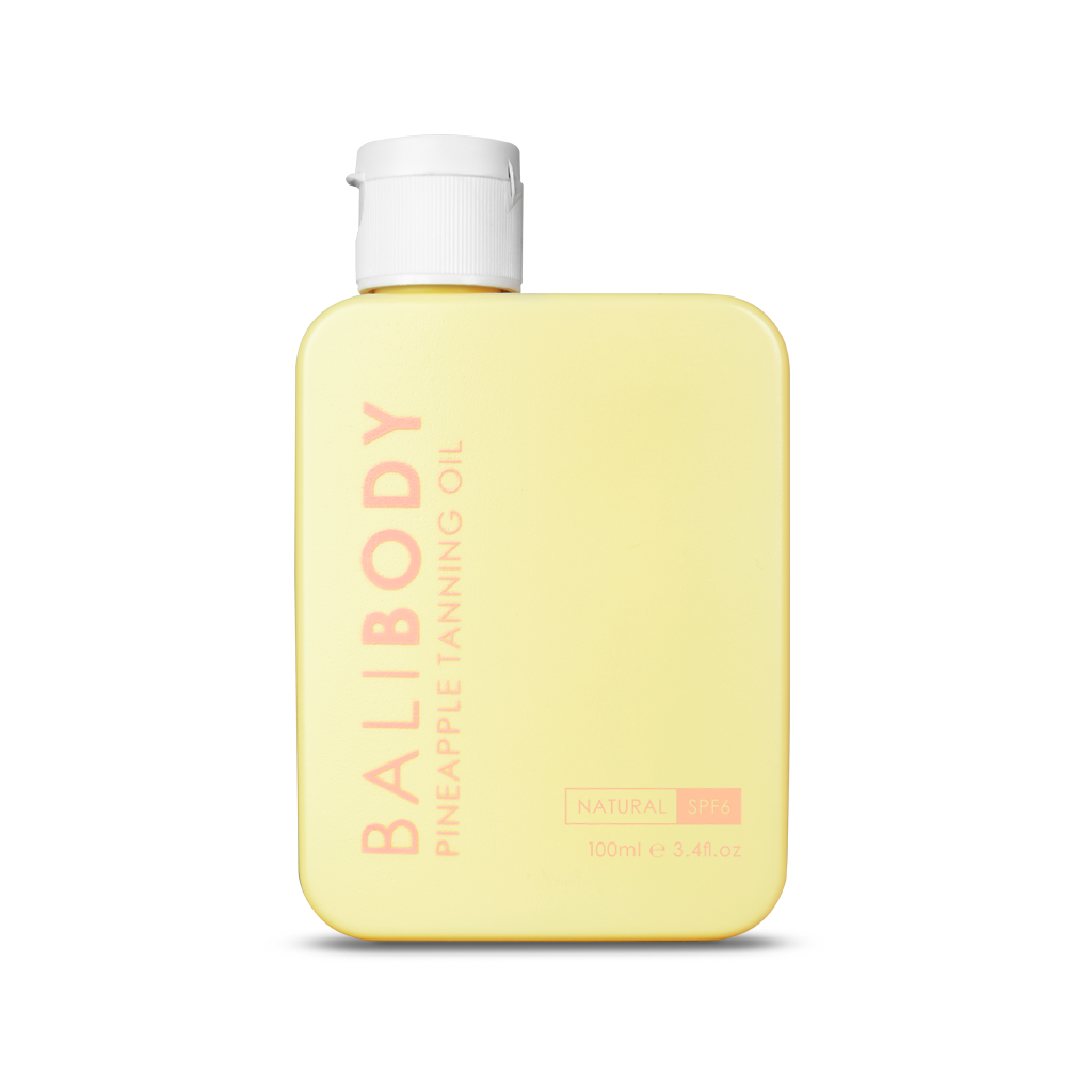 BALIBODY Pineapple Tanning Oil SPF6 - The Beauty Bar