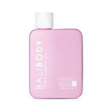 BALIBODY Grape Tanning Oil SPF6 - The Beauty Bar