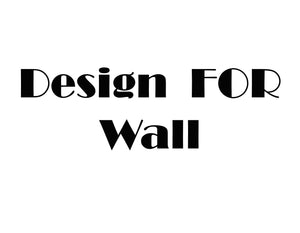 Design For Wall