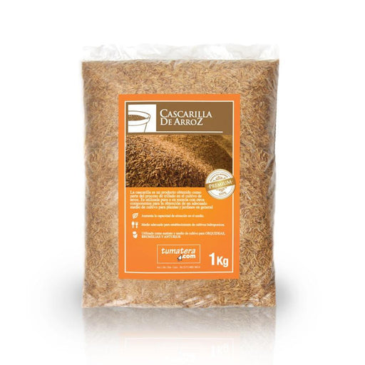 CASCARILLA DE ARROZ X 1 KG - Tumatera.co