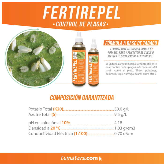 FERTIREPEL X 500 ML