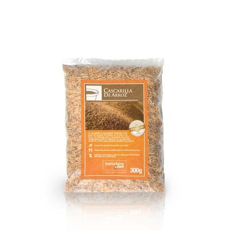 CASCARILLA DE ARROZ x 300 G - Tumatera.co