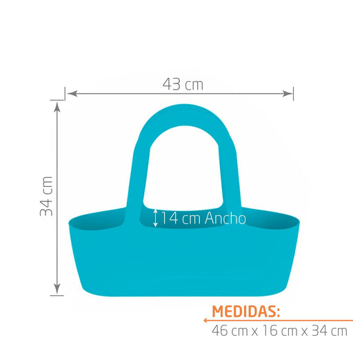 CARTERA JASMINE 43 CM - Tumatera.co