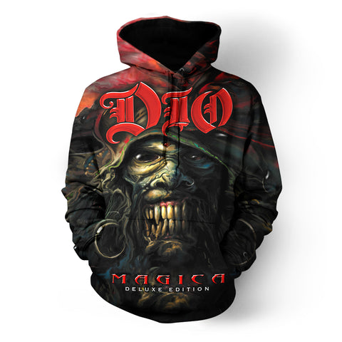 Dio 3D Allover Printed 2