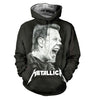 Image of Metallica 3D Allover Printed 10