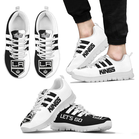 LA Kings Sneakers 1